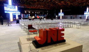 Elecciones 2020: primer debate del JNE se realizará hoy con siete partidos