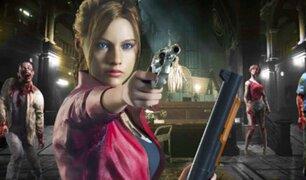 Resident Evil 2 ha sido elegido como el mejor videojuego del 2019