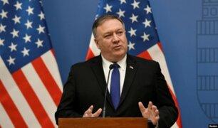 Estados Unidos exige fin de ataques a bases militares en Irak