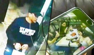 [EXCLUSIVO] Imágenes inéditas muestran cómo fue el crimen en centro comercial Risso
