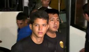 Intervenidos en hotel de Punta Negra fueron trasladados a la Dirincri