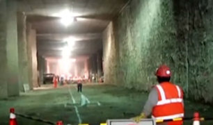Línea 2: cerrarán tramo de Av. Nicolás Ayllón por inicio de obras