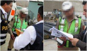"""""""Los Zafaris de Ventanilla"""": caen  policías implicados en cobro de cupos a taxistas informales"""