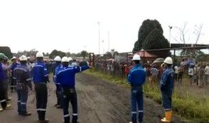 Iquitos: comunidad nativa toma aeródromo y pozos de petrolera