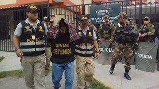 Arequipa: detienen a exjueces por apropiarse ilegalmente de más de 60 mil soles