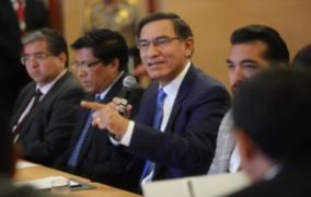 """Vizcarra: """"extranjeros que ingresaron de manera ilegal serán expulsados inmediatamente del país"""""""