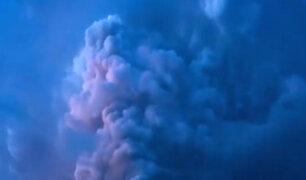 Filipinas en alerta por despertar del volcán Taal