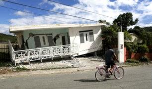 Puerto Rico: declaran estado de emergencia tras réplicas de terremoto