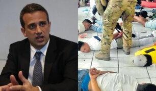 Punta Negra: embajador de Venezuela condena a compatriotas tras detención