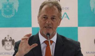Muñoz sobre candidatos: En vez de plantear propuestas se dedican a insultar a rivales