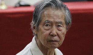 Aguinaga descartó que Fujimori haya sufrido parálisis facial