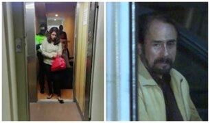 Miraflores: vecinos rescatan a mujer agredida por su pareja