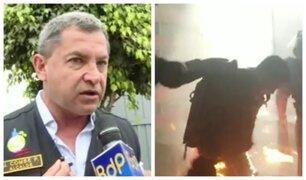 Surco: atacantes de fiscalizadores ya habrían sido reconocidos