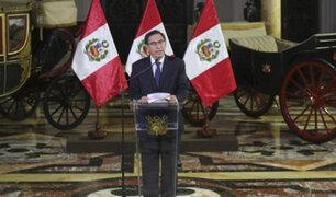 Primer estudio 2020: aprobación de Martín Vizcarra sube dos puntos, según Ipsos