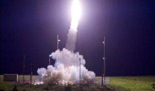 Irak: atacan con cohetes otra base militar que alberga tropas de Estados Unidos