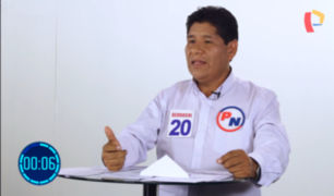 Ángel Berrocal: queremos mejorar toda la currícula escolar no solo el tema de equidad