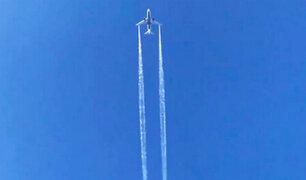 EE.UU: derrame de combustible desde avión sobre escuela dejó al menos 17 niños afectados