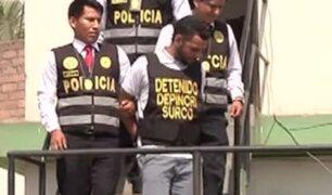 Surco: capturan a sujeto involucrado en ataque a fiscalizadores