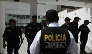 Ministerio Público allana local de la universidad Alas Peruanas