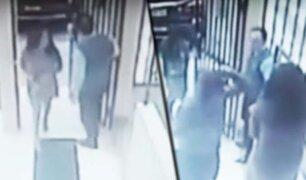 Magdalena: pareja es asaltada en la puerta de su edificio
