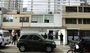 UAP afirma que predio allanado por la Fiscalía no es de su propiedad