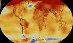 """ONU advierte """"muchos fenómenos meteorológicos extremos"""" para este año"""