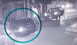 Surco: asaltan a pareja en su auto cerca de la embajada de Estados Unidos