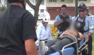 """Surco: mujer fue """"drogada"""" por taxista de aplicación por celular"""