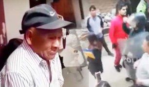 Independencia: anciano de 95 años casi fue desalojado de vivienda por su propio hijo