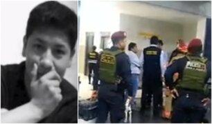 Hombre muere aplastado por ascensor del Hospital Regional de Moquegua