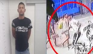 Gracias a cámaras de videovigilancia capturan a presunto autor de doble homicidio en taller