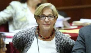 Susana Villarán: hoy ven su apelación de cese de prisión preventiva