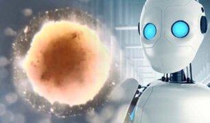 """Crean por primera vez """"máquinas vivientes"""" con células animales"""