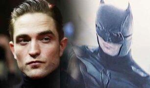 Batman: filtran imagen del traje que utilizaría Robert Pattinson