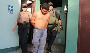 Piura: 7 meses de prisión preventiva para hombre que intentó explotar casa con pareja dentro