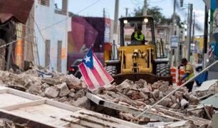 Puerto Rico sigue temblando: nuevo sismo de 4.8 de magnitud remece la isla