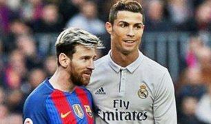 Lionel Messi ha hablado de sus enfrentamientos con Cristiano Ronaldo