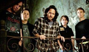 """Pearl Jam anuncia nuevo disco llamado """"Gigaton"""""""