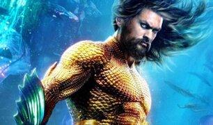 """Aquaman tendrá su propia serie animada: """"Rey de Atlantis"""""""