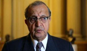 Elecciones congresales: declaran improcedente el retiro de Daniel Mora