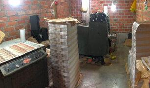 Ancón: así operaba 'La Casa de Papel' de los billetes falsos