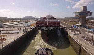 Comercio mundial en alerta: Canal de Panamá cobrará por agua debido a grave sequía