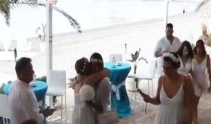 Novio finge secuestro para no asistir a su matrimonio