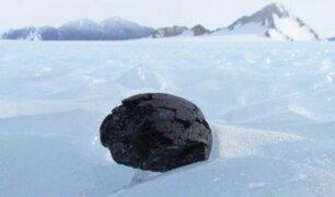 Hallan un material más antiguo que la Tierra dentro de un meteorito