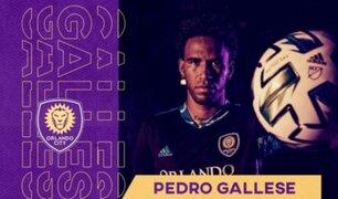 OFICIAL: Pedro Gallese es nuevo jugador del Orlando City de Estados Unidos