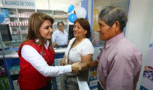 El Agustino: inauguran farmacia que venderá medicamentos genéricos