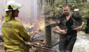 Australia: lluvias generan nuevos riesgos tras incendios