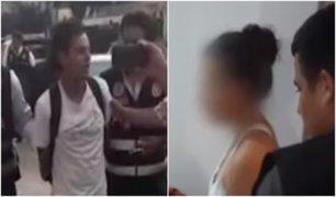 SMP: rescatan a menor ecuatoriana víctima de presunta trata de personas