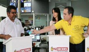 Solidaridad Nacional tendrá que pedir disculpas públicas a Julio Arbizu por acto de discriminación