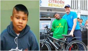 Conoce la verdadera historia de Marcos Zuleta Gómez, el  joven héroe que evitó que quemen a mujer